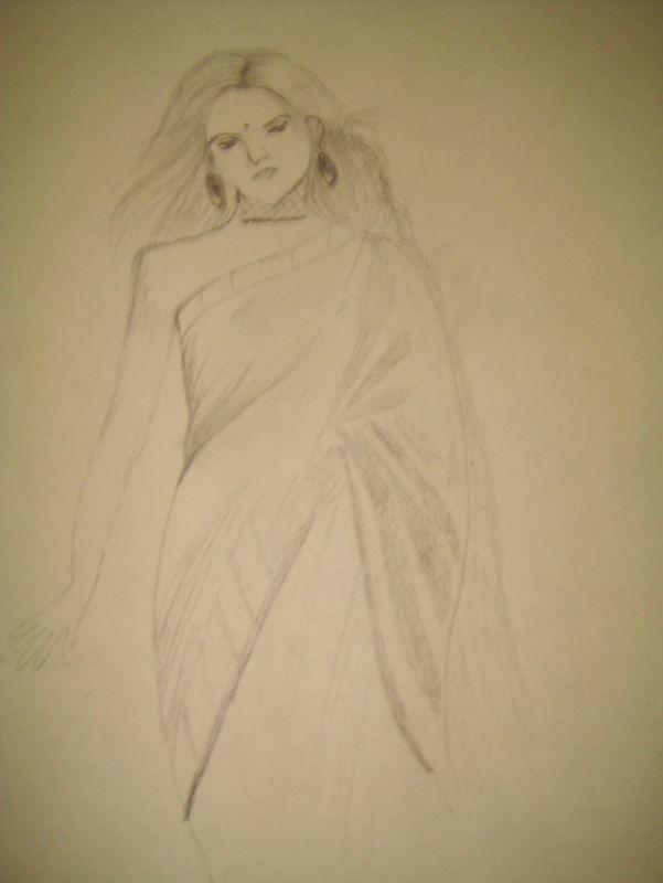 Beaytiful Indian Woman