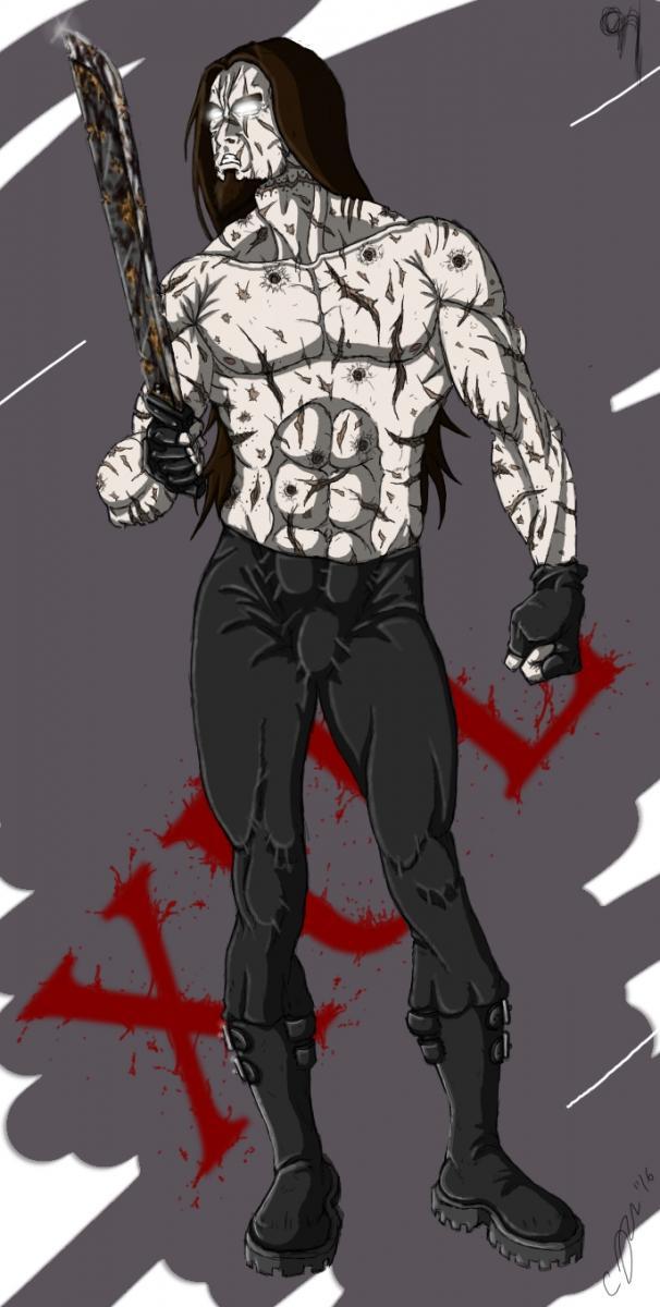 Xul - The Ruined Man