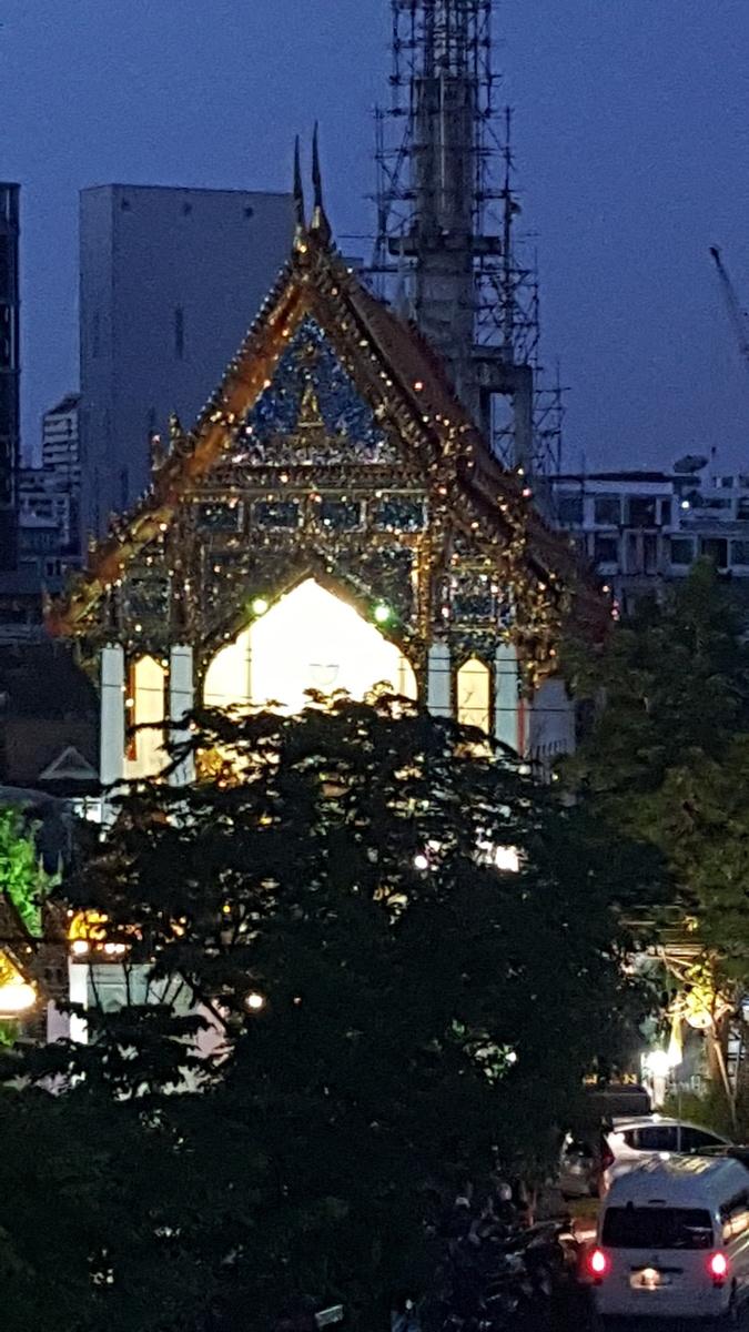 Wat That Thong, Ekamai, Bangkok