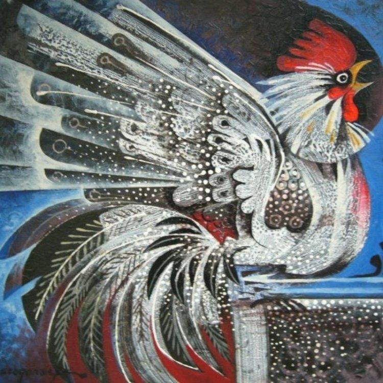 Paco Gorospe Paintings