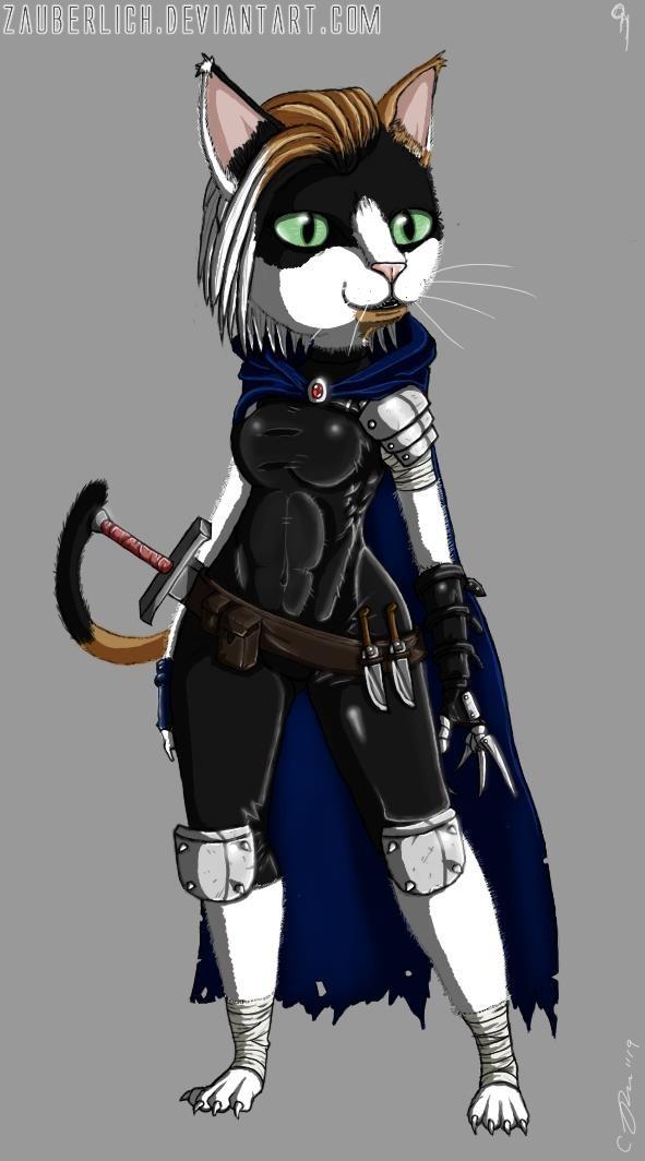 Kitty Chibi