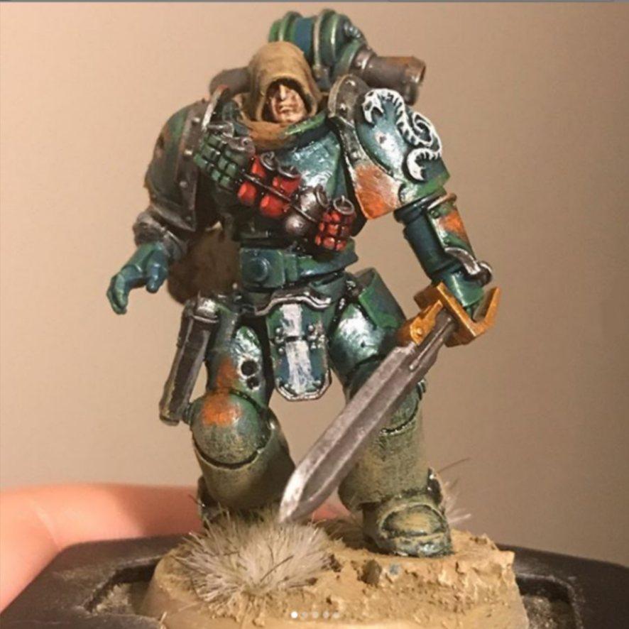 Alpha Legion Warband Leader