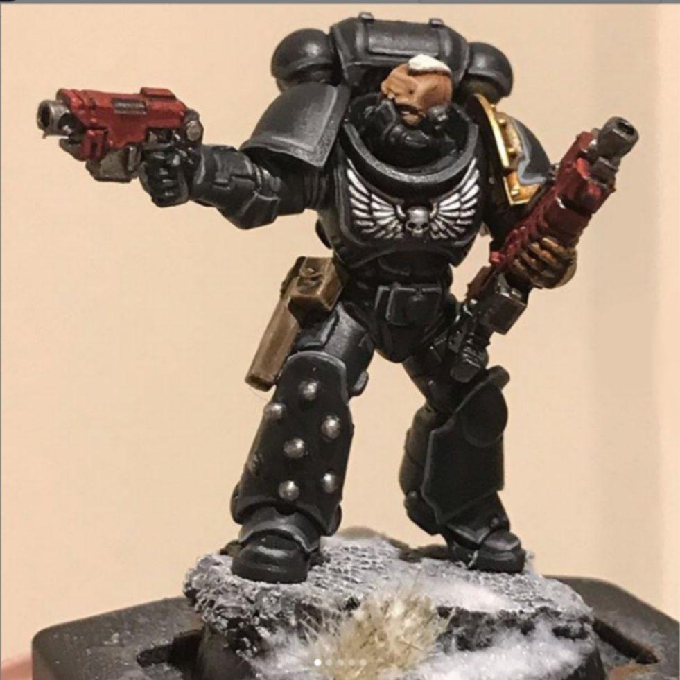 Void Wardens Primaris Sargent