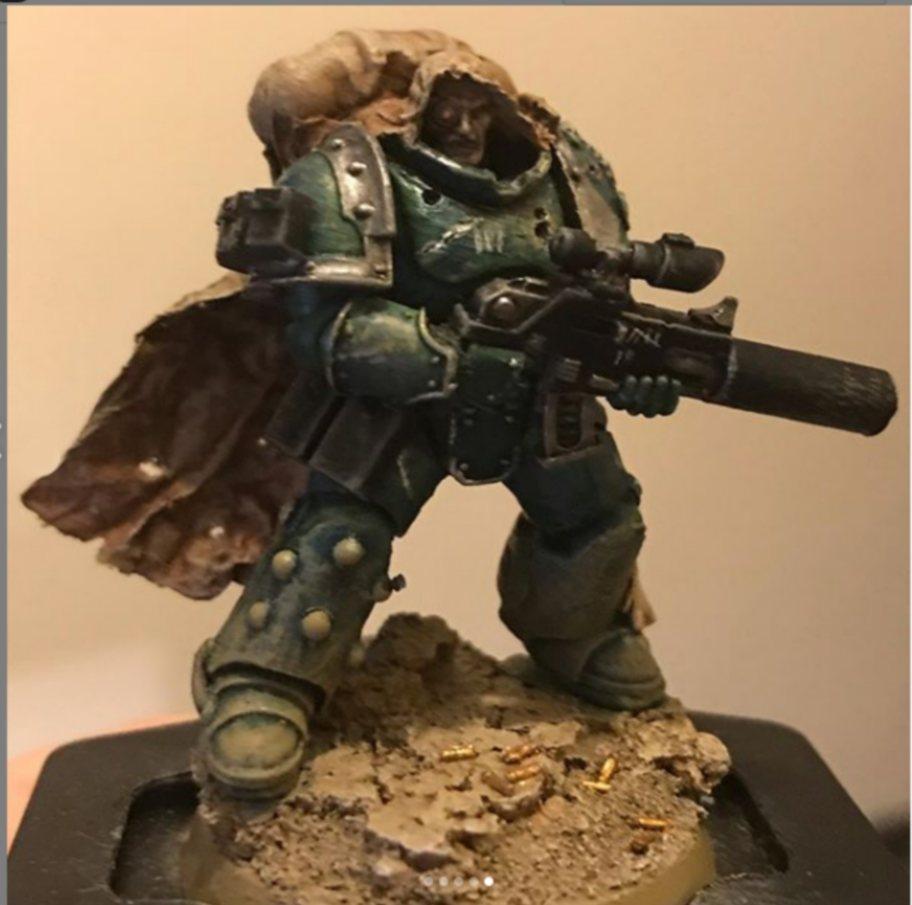 Alpha Legion Warband Sniper