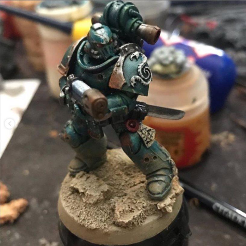 Alpha Legion Warband Specialist