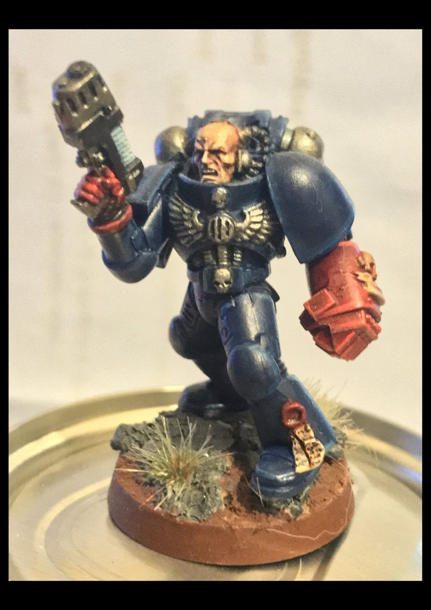 Crimson Fists Sargent