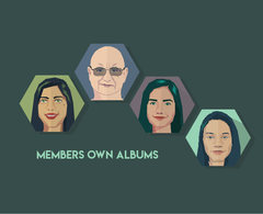 Member's own albums