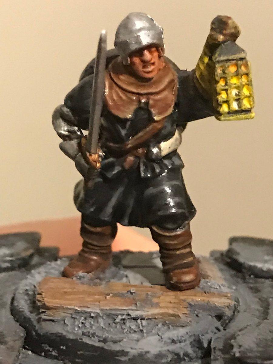 Mordheim Mercenary 2