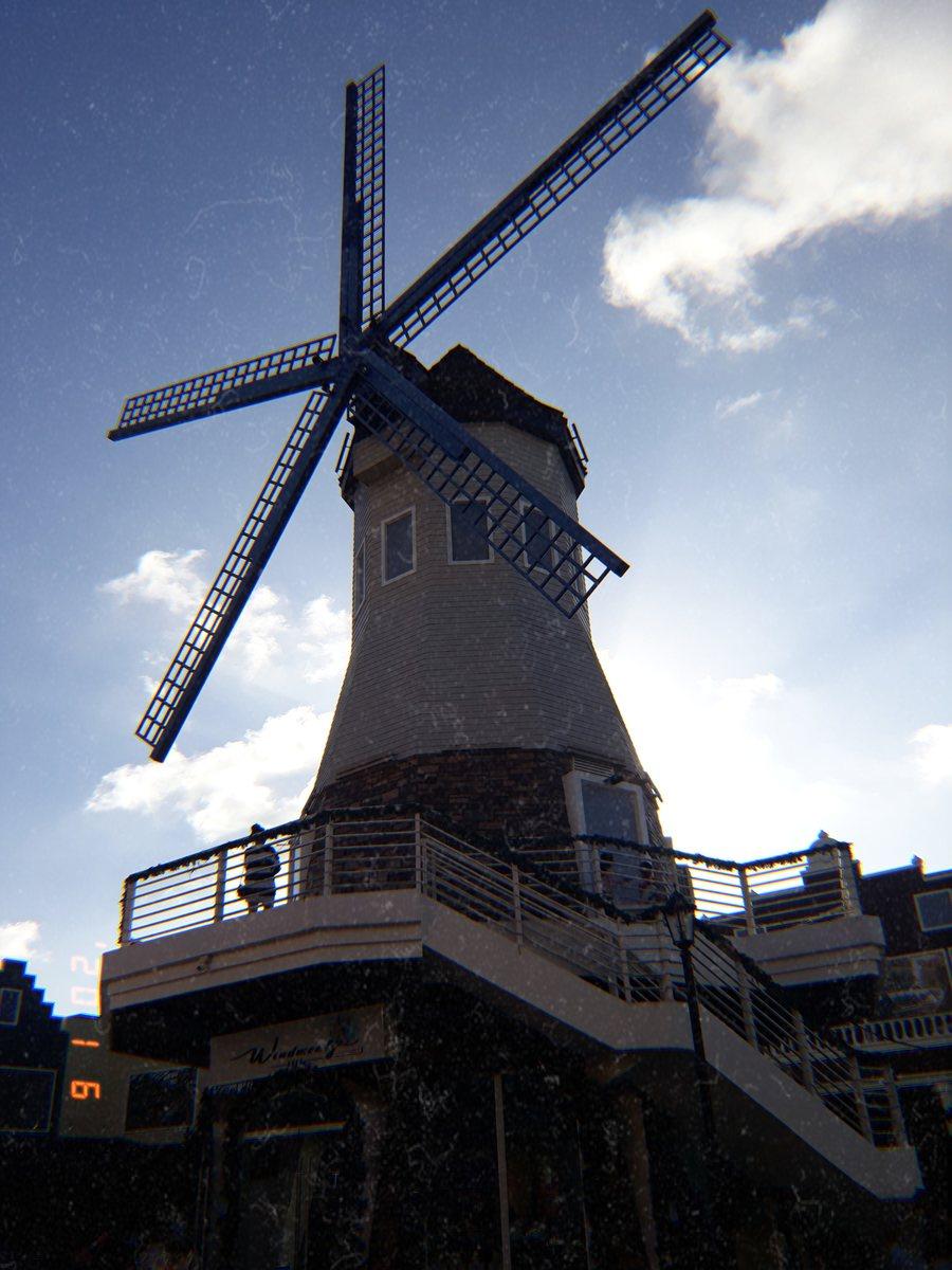 Acienda Silang Windmill