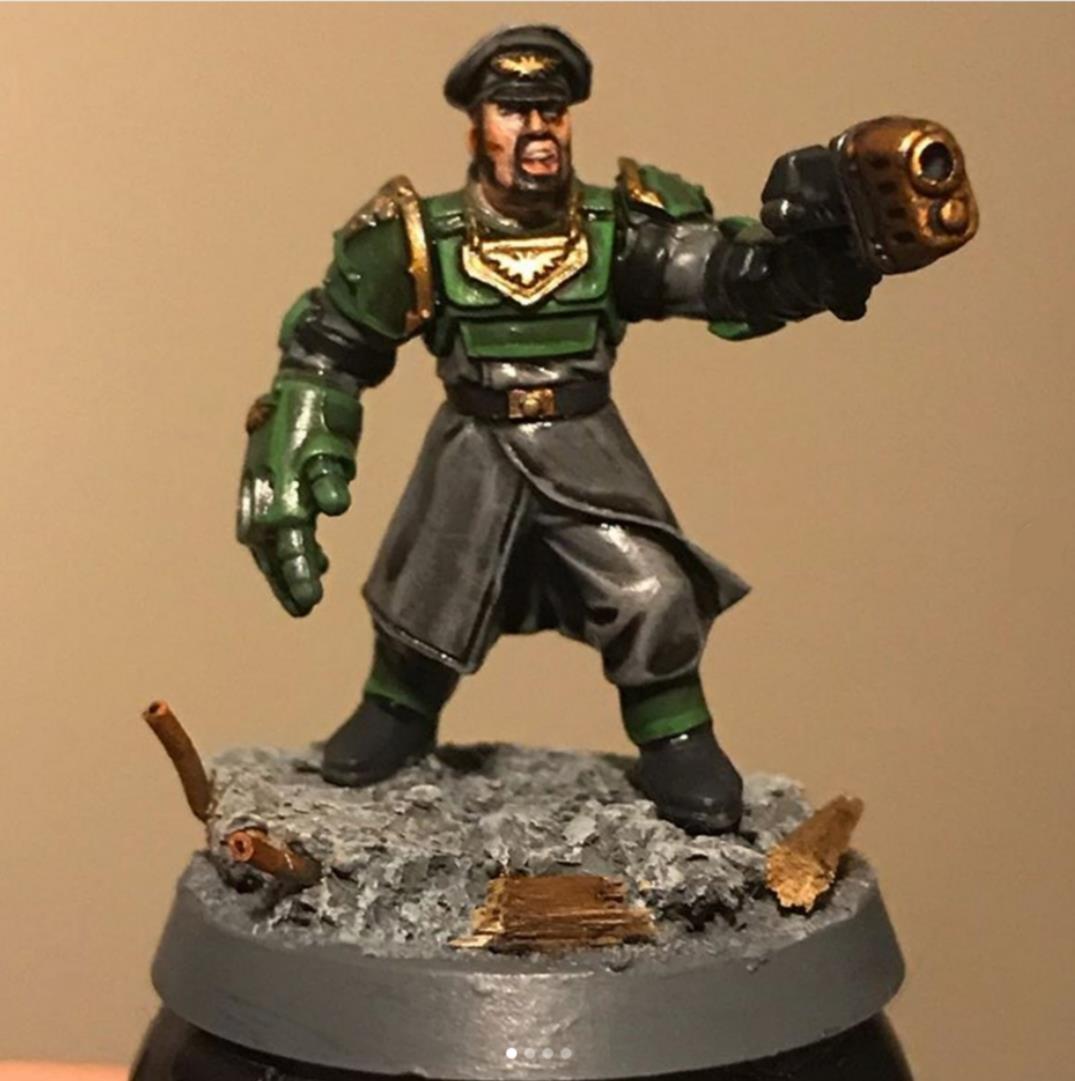 Astra Militarum General