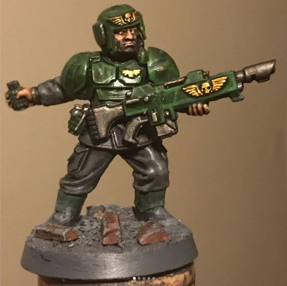 Astra Militarum Grenider