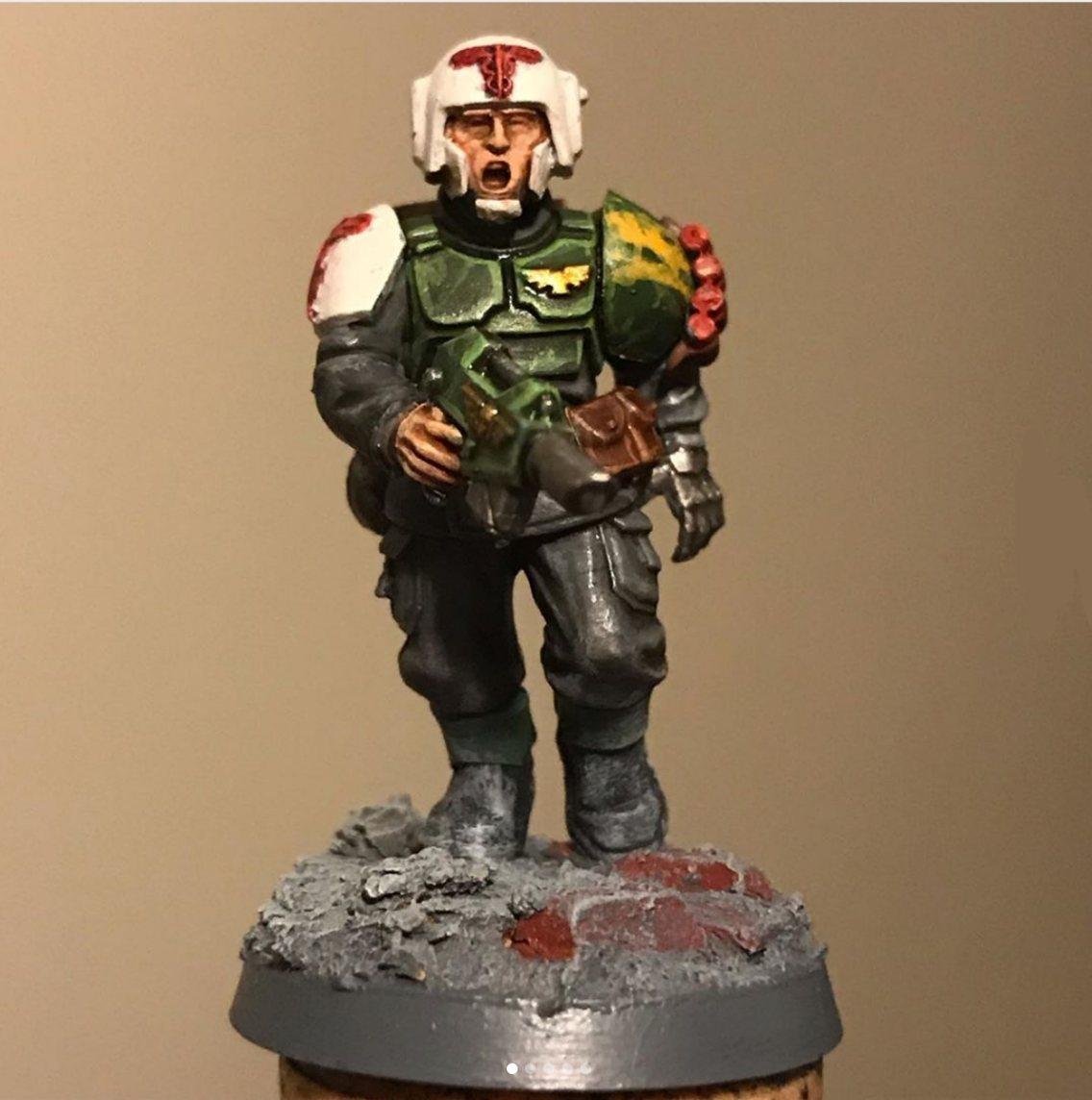 Astra Militarum Medic