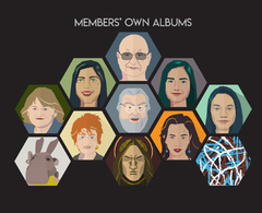 Member's own albums