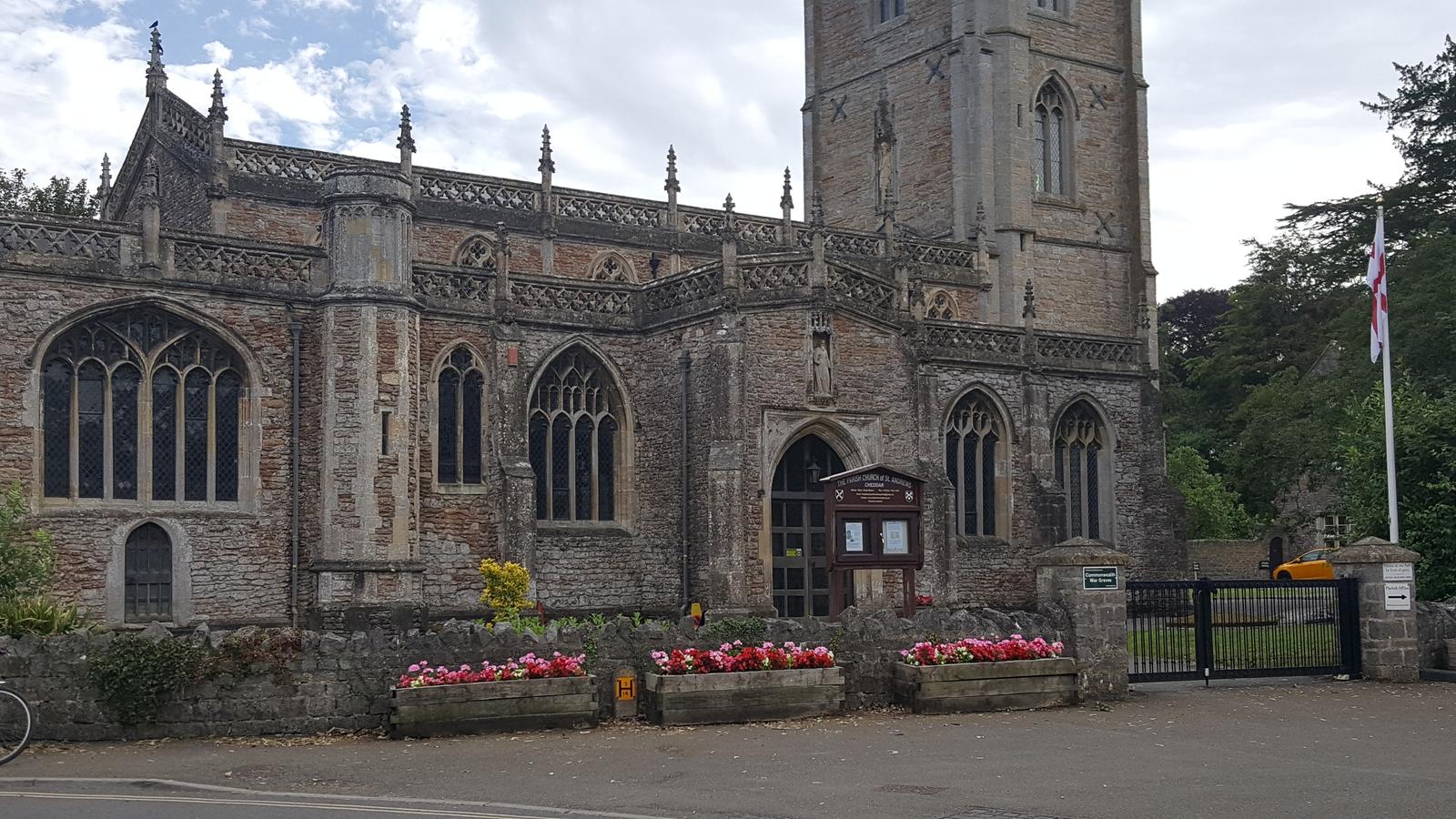 The Parish Church of Saint Andrews - Cheddar