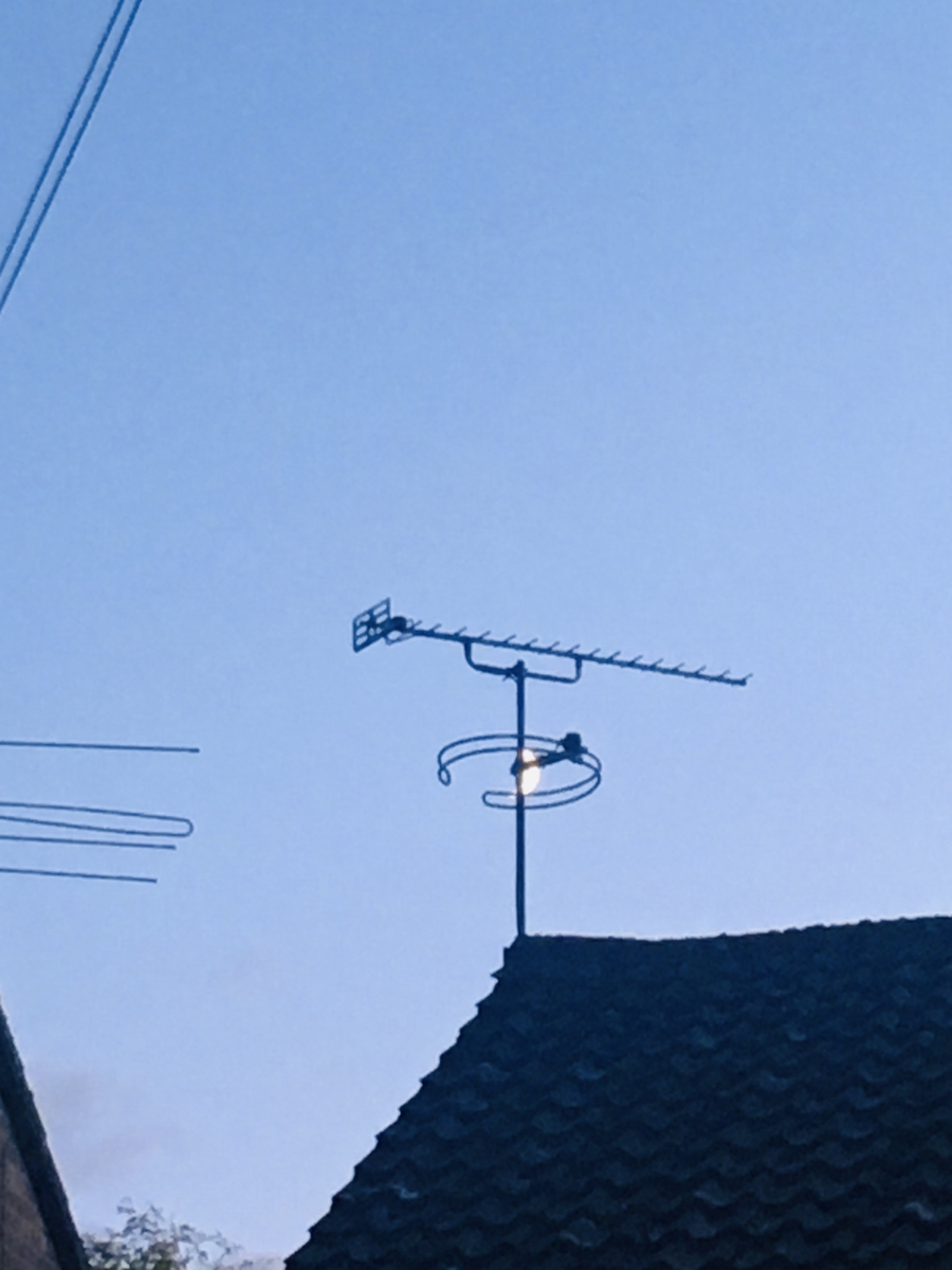 Sky TV or Moon TV