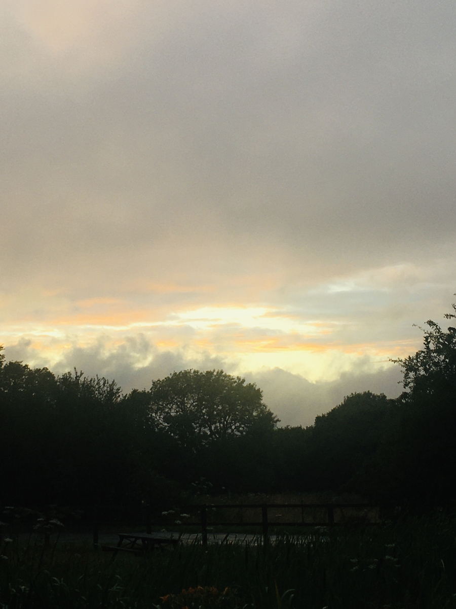The Clearing Storm