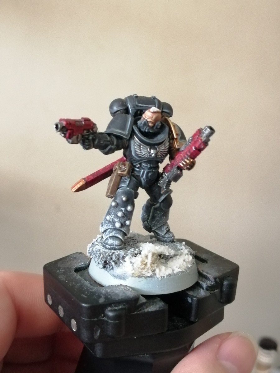 Void Wardens squad leader