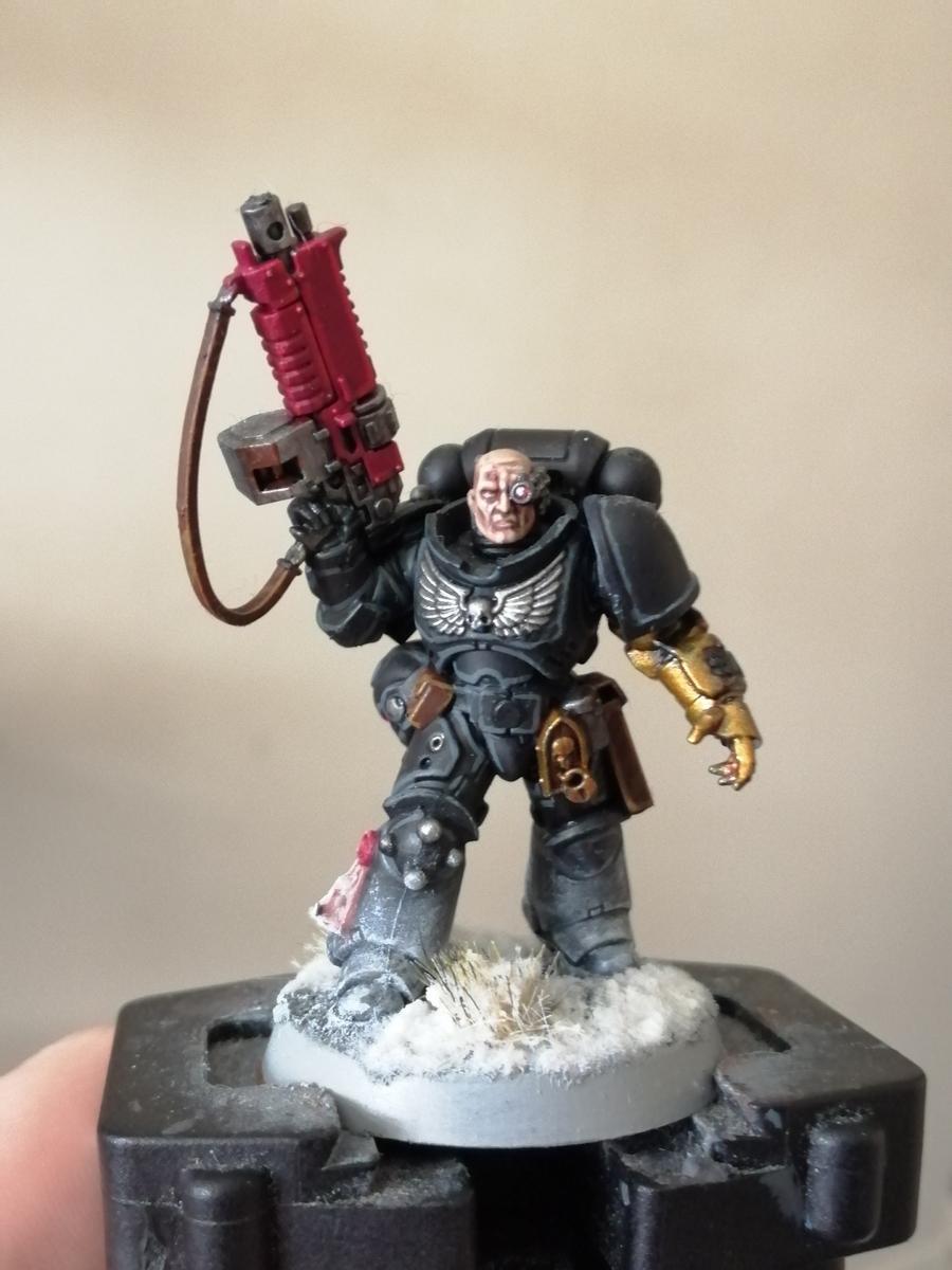 Void Wardens Intercessor