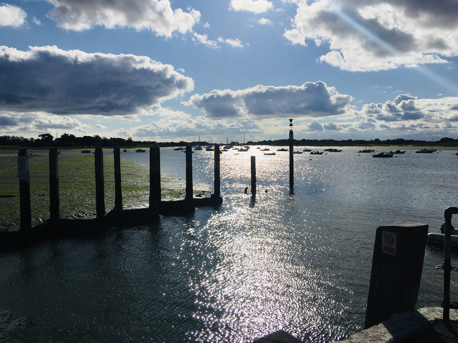 Bosham Harbour from the Quay