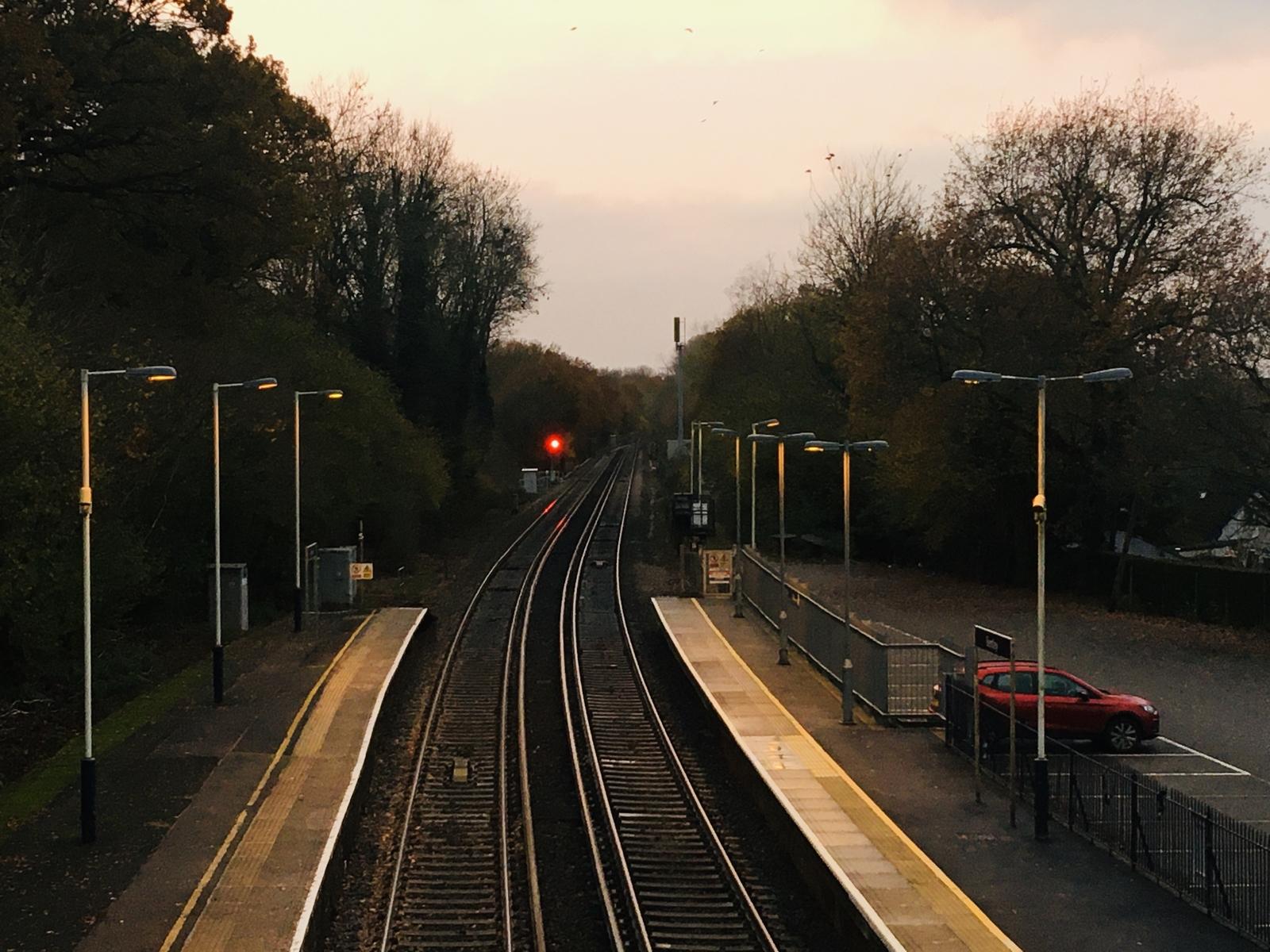 Bentley Station