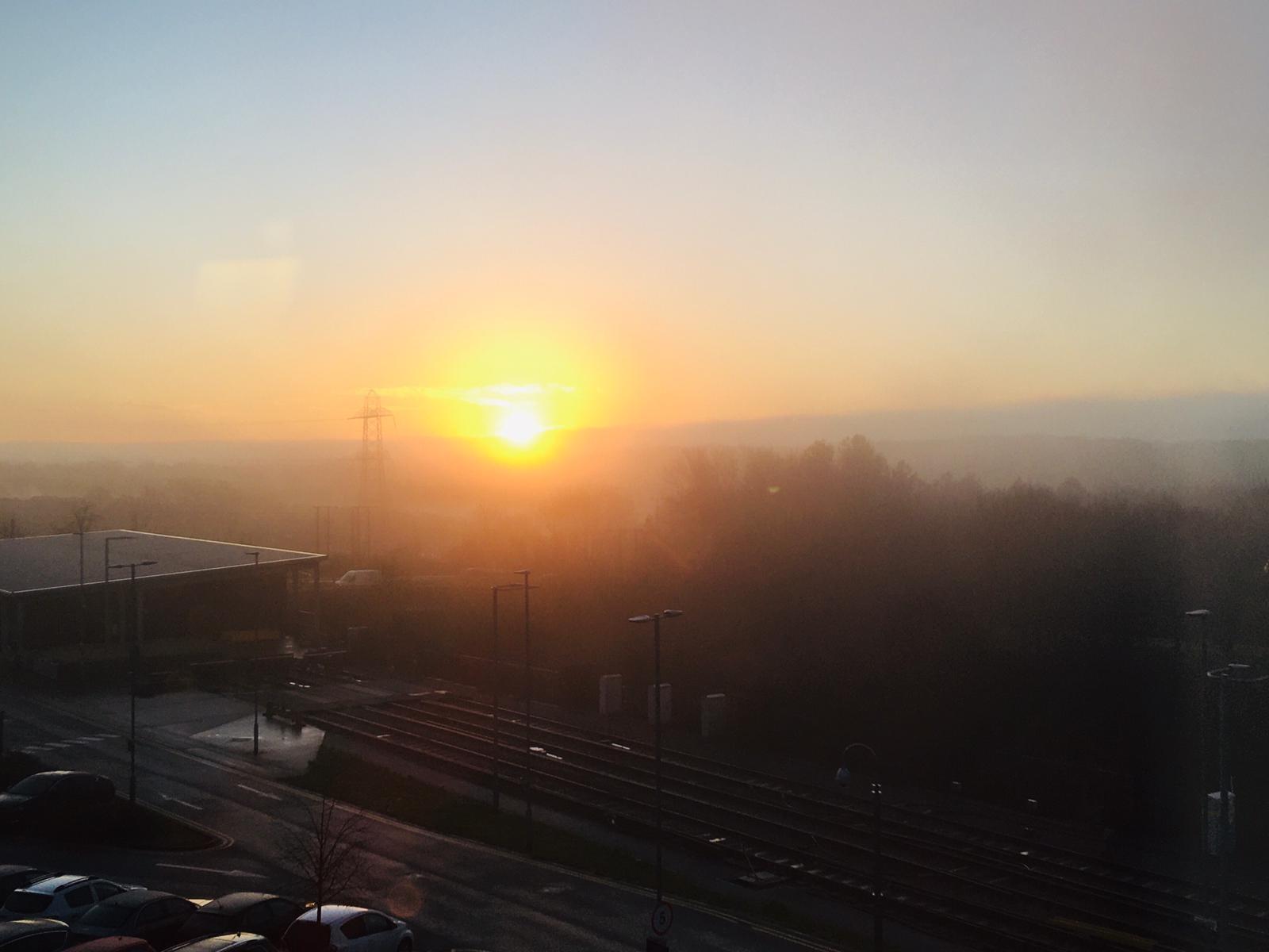 Basingstoke Sunrise