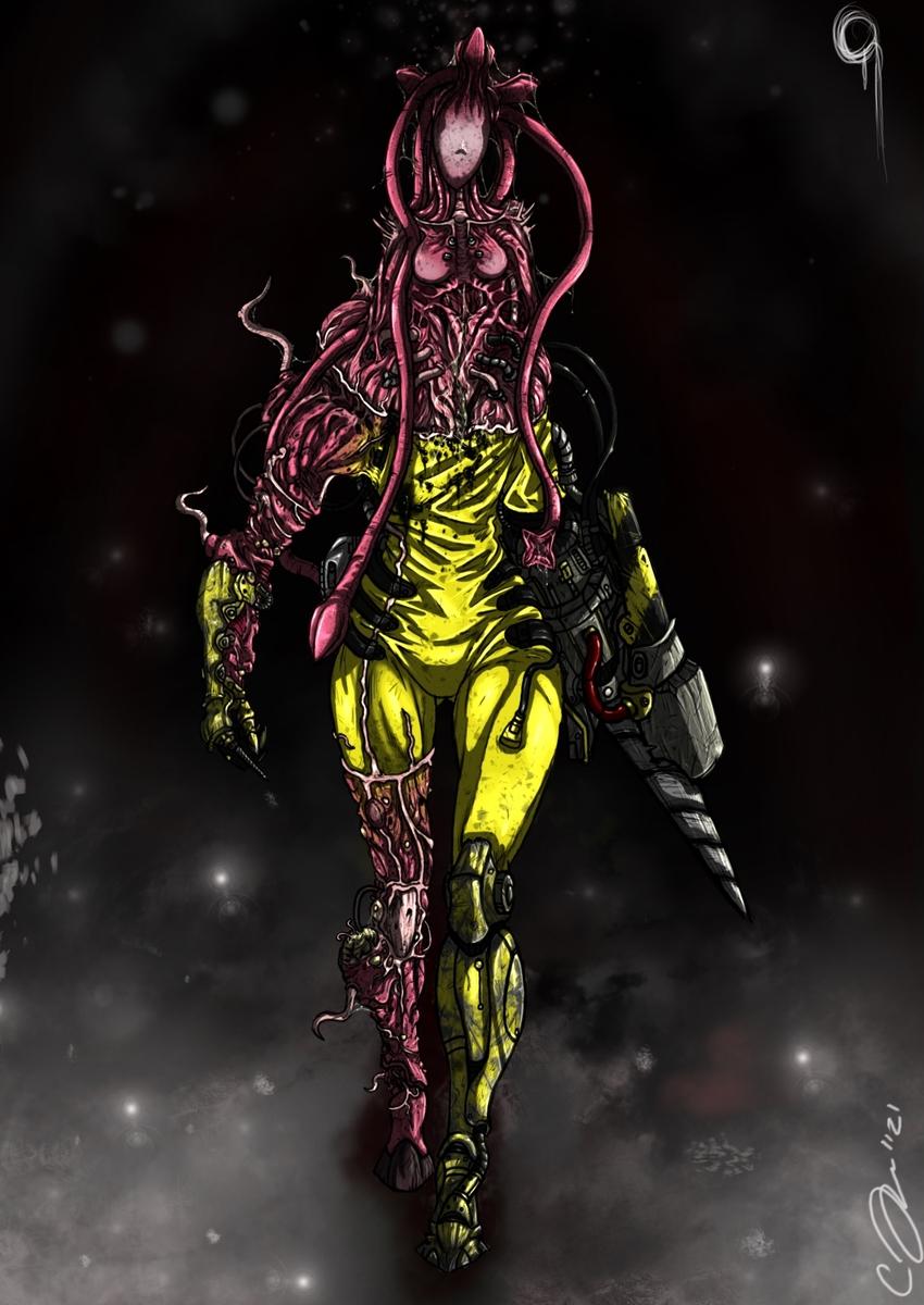 She, Parasyte