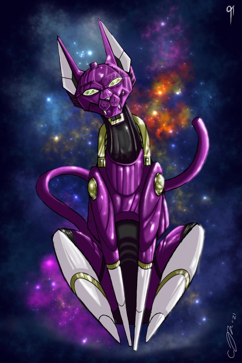 Space Cat!