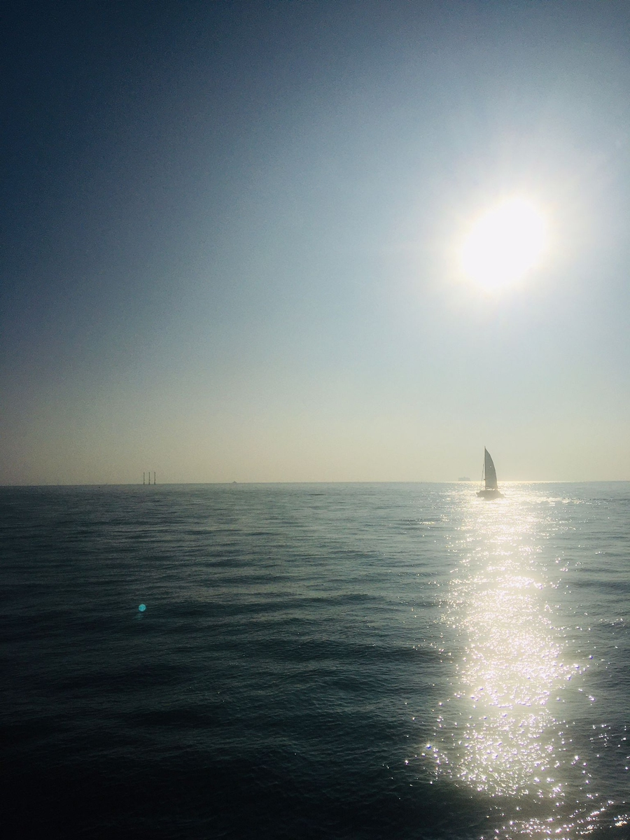 Sunshine on the Solent